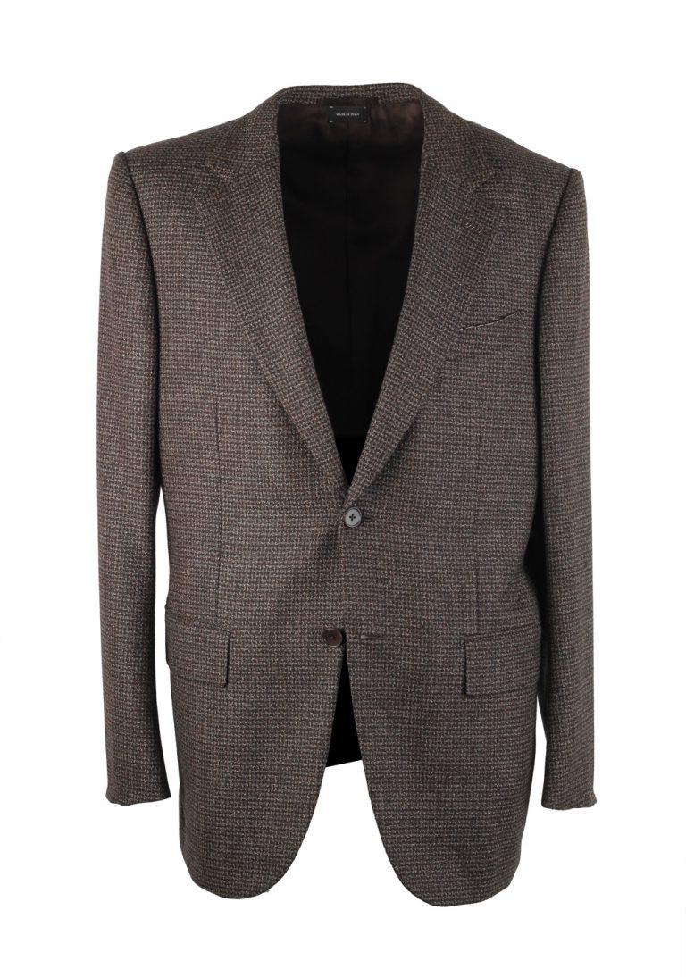 Ermenegildo Zegna Premium Couture Brown Sport Coat Size 50 / 40R U.S. - thumbnail | Costume Limité