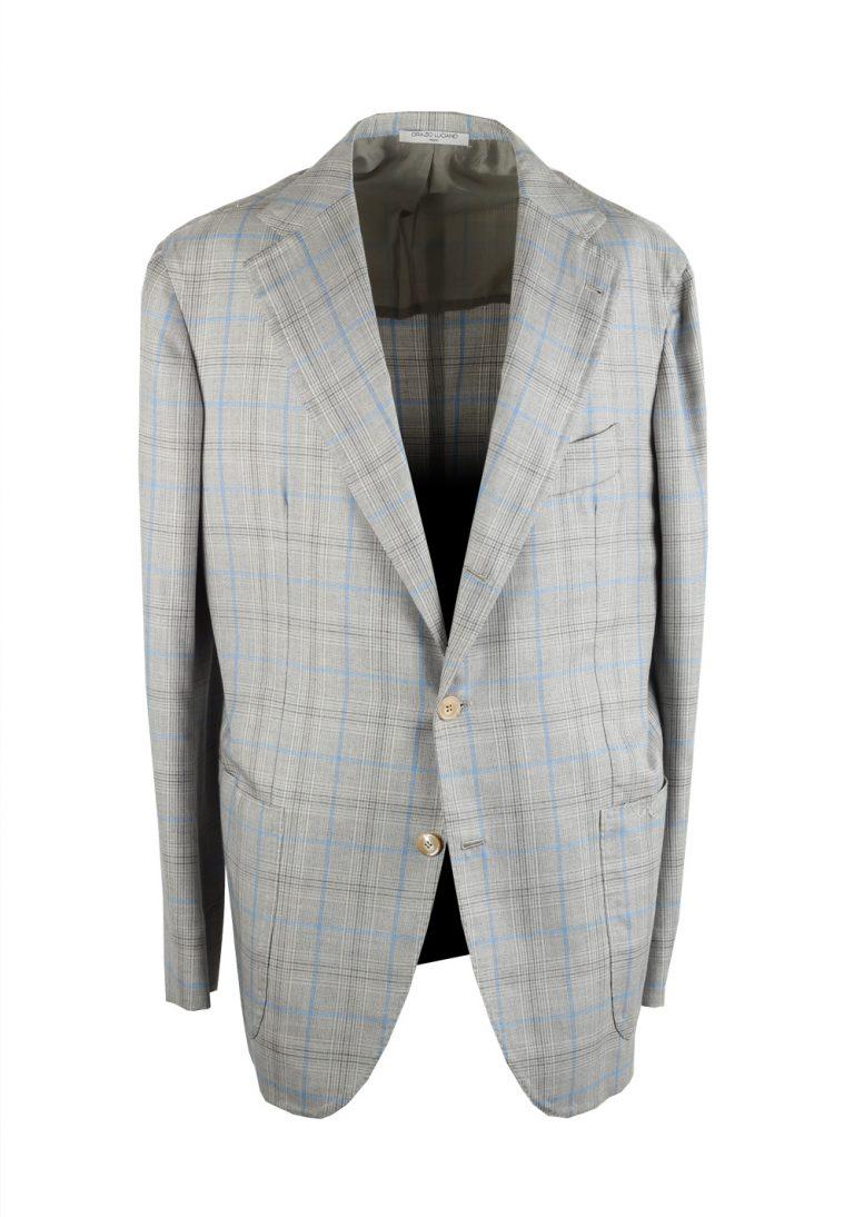 Orazio Luciano La Vera Gray Sport Coat Size 52 / 42R U.S. - thumbnail | Costume Limité