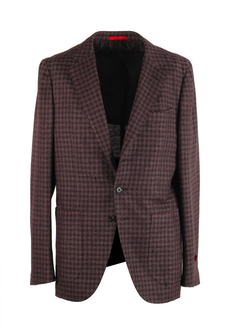 Isaia Napoli Brown Sailor Sport Coat Size 50 / 40R U.S. - thumbnail | Costume Limité