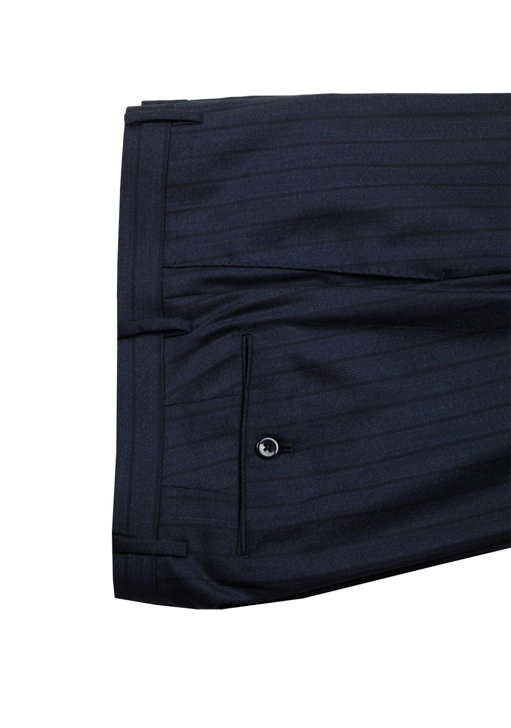 Ring Jacket Blue Striped Suit Size 44 / 34R U.S. | Costume Limité