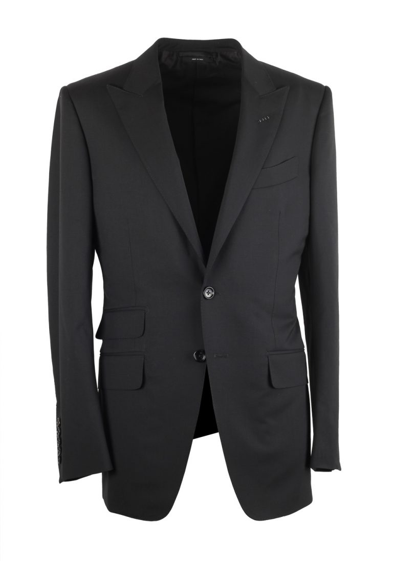 TOM FORD O'Connor Solid Black Suit Fit Y - thumbnail | Costume Limité