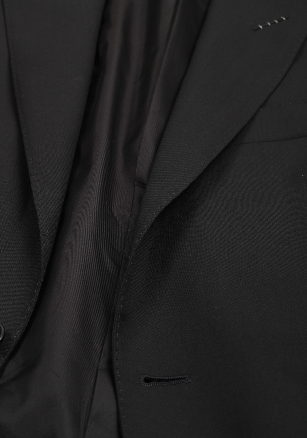 TOM FORD O'Connor Solid Black Suit Fit Y | Costume Limité