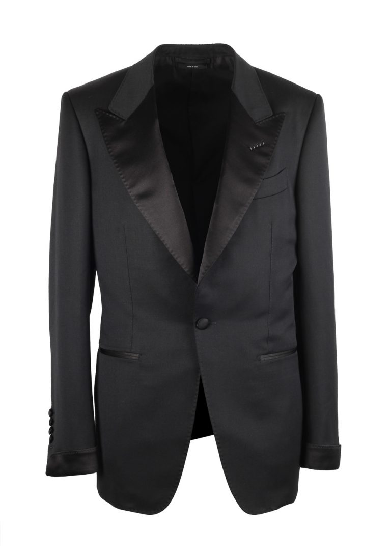 TOM FORD Shelton Black Tuxedo Suit - thumbnail | Costume Limité
