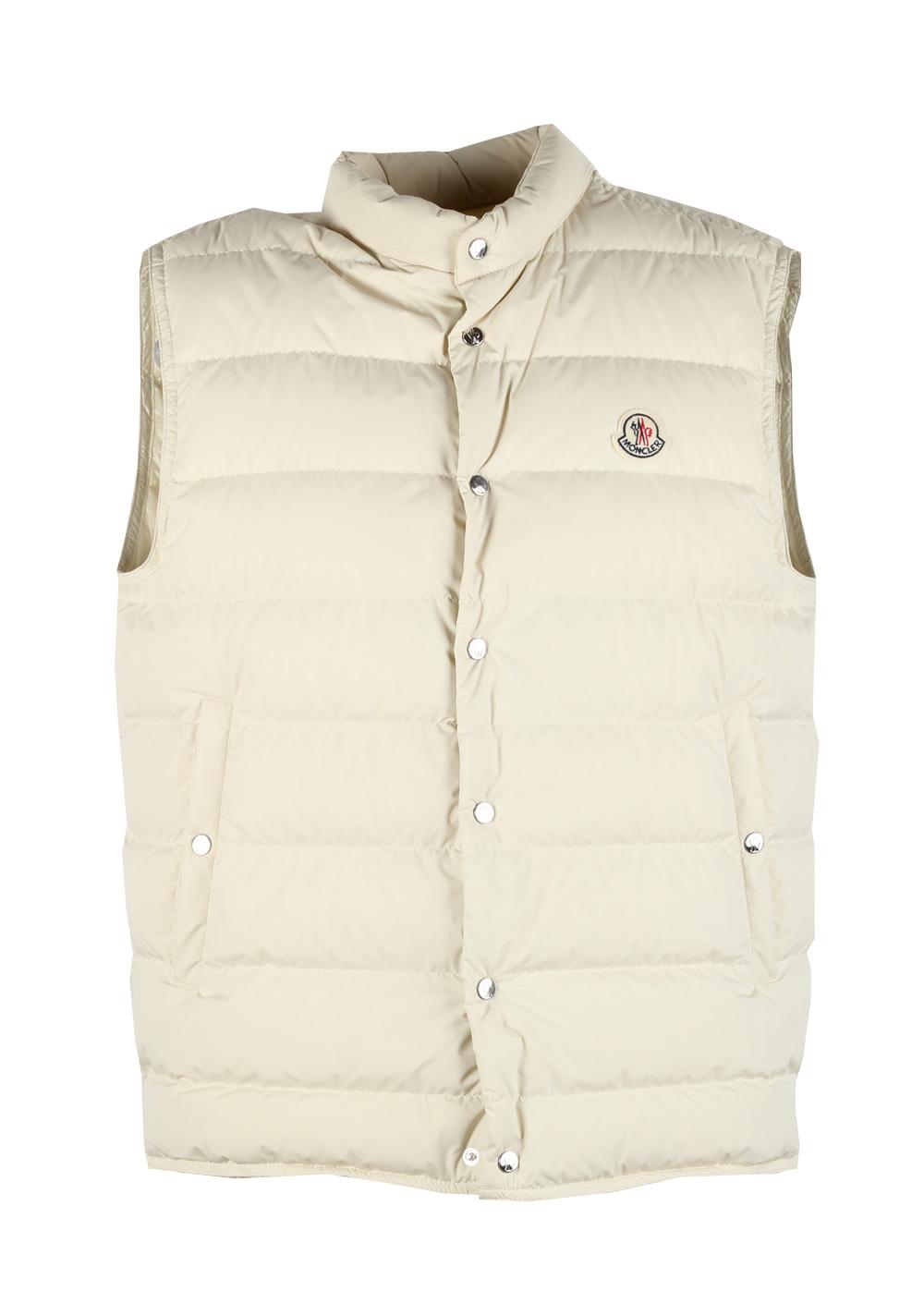 Moncler Blue Febe Gilet Vest Size 3 / M / 50 / 40 U.S. | Costume Limité