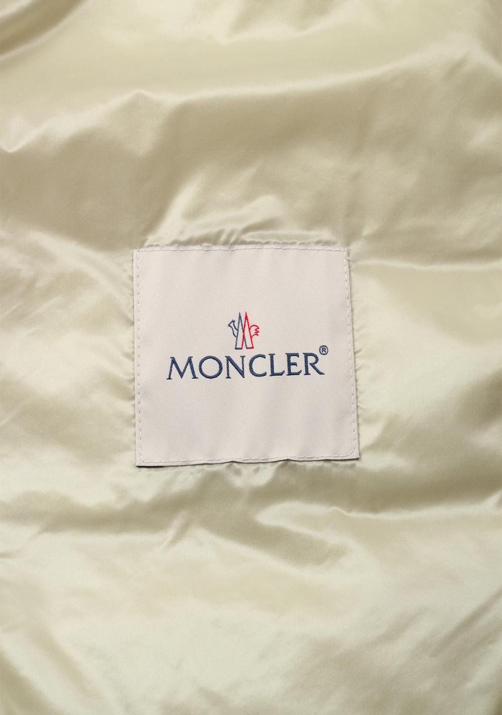 Moncler Blue Febe Gilet Vest Size 4 / L / 52 / 42 U.S. | Costume Limité