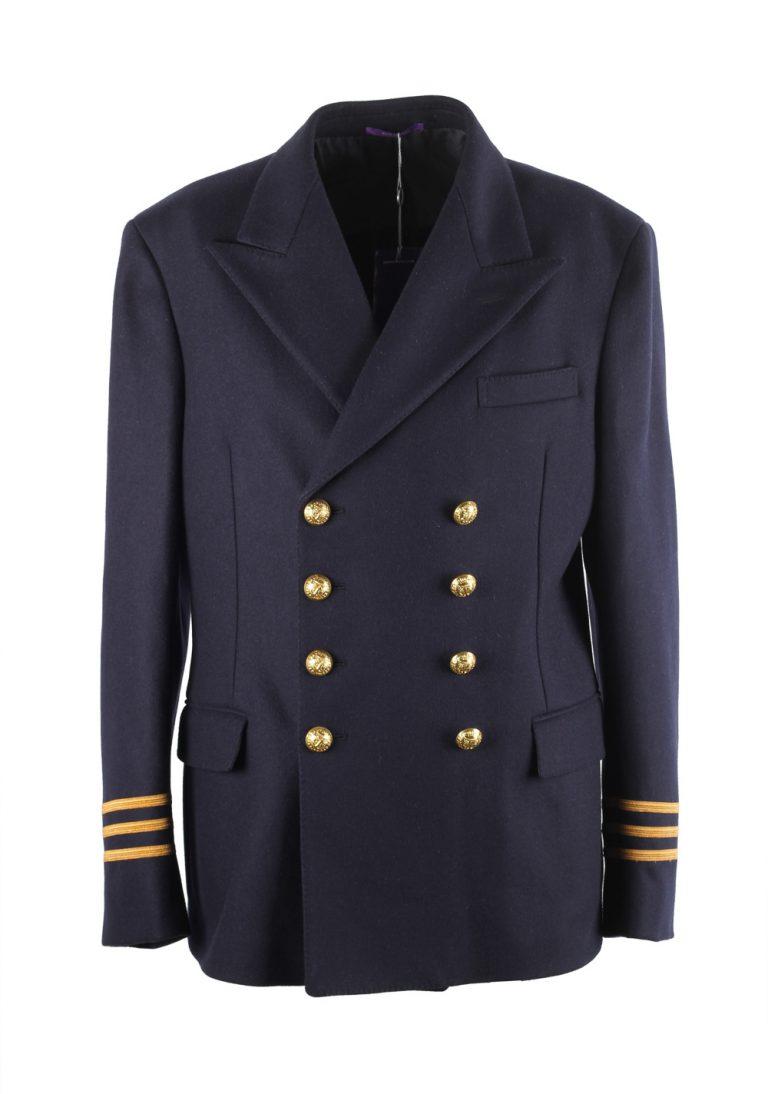Ralph Lauren Purple Label Admiral Military Coat - thumbnail | Costume Limité
