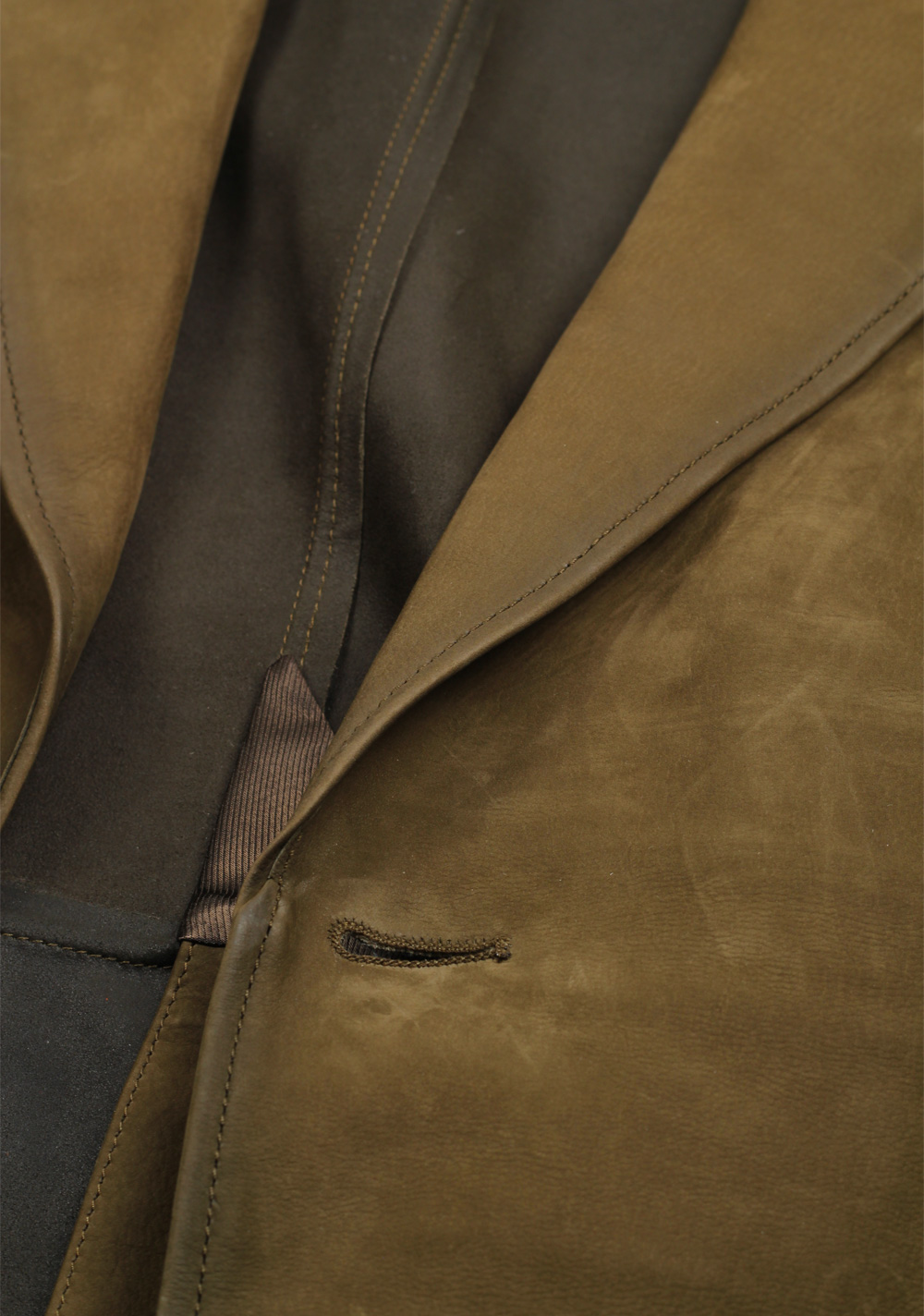 TOM FORD Cashmere Sartorial Leather Suede Jacket Coat | Costume Limité