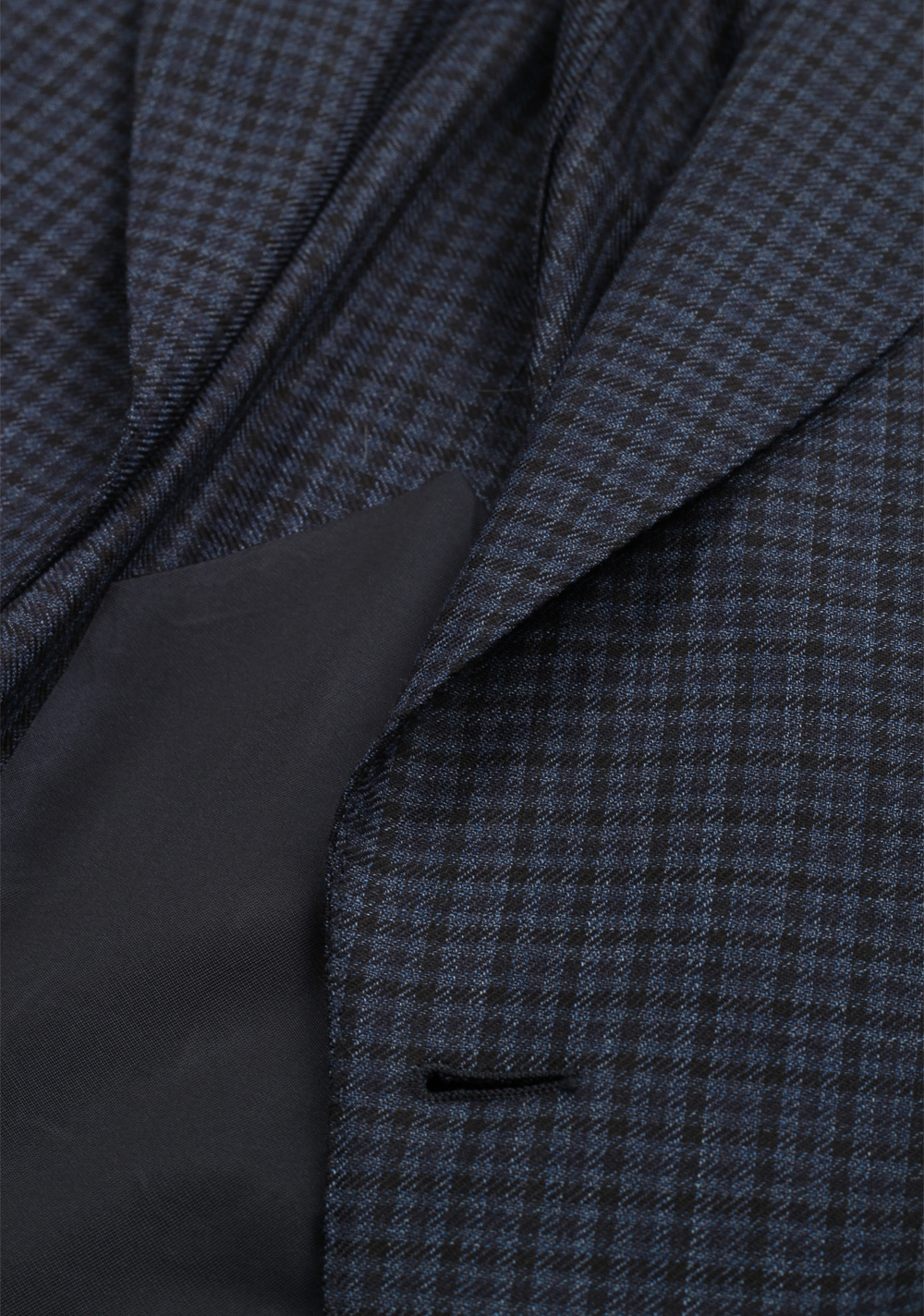 TOM FORD Atticus Blue Checked Suit Size 46 / 36R U.S. | Costume Limité