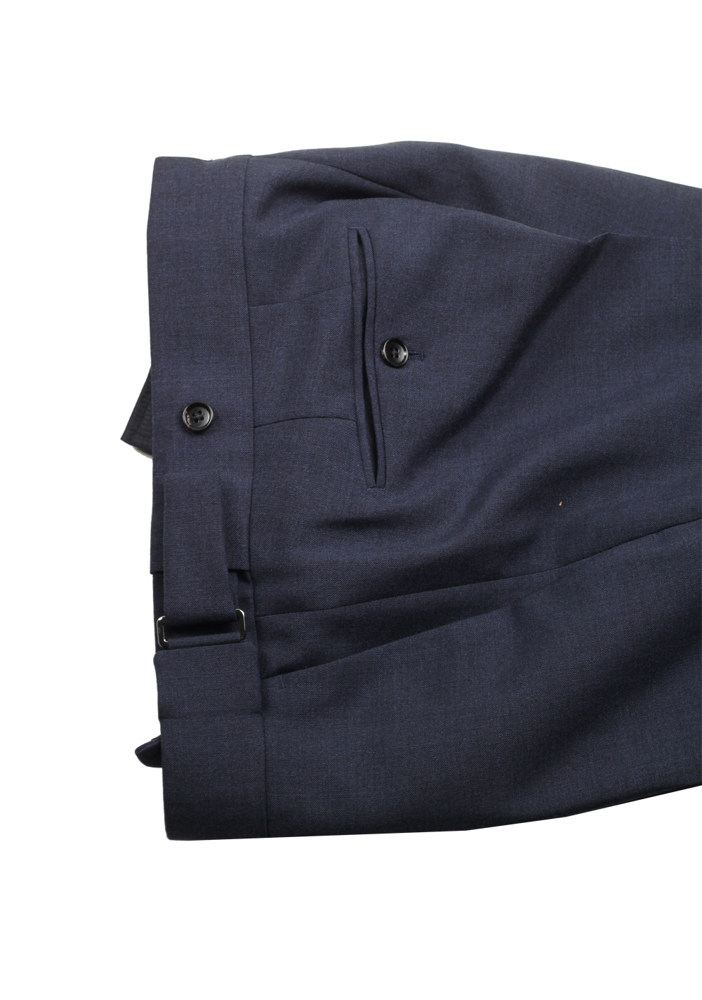 TOM FORD Atticus Solid Blue Suit Size 46 / 36R U.S. | Costume Limité