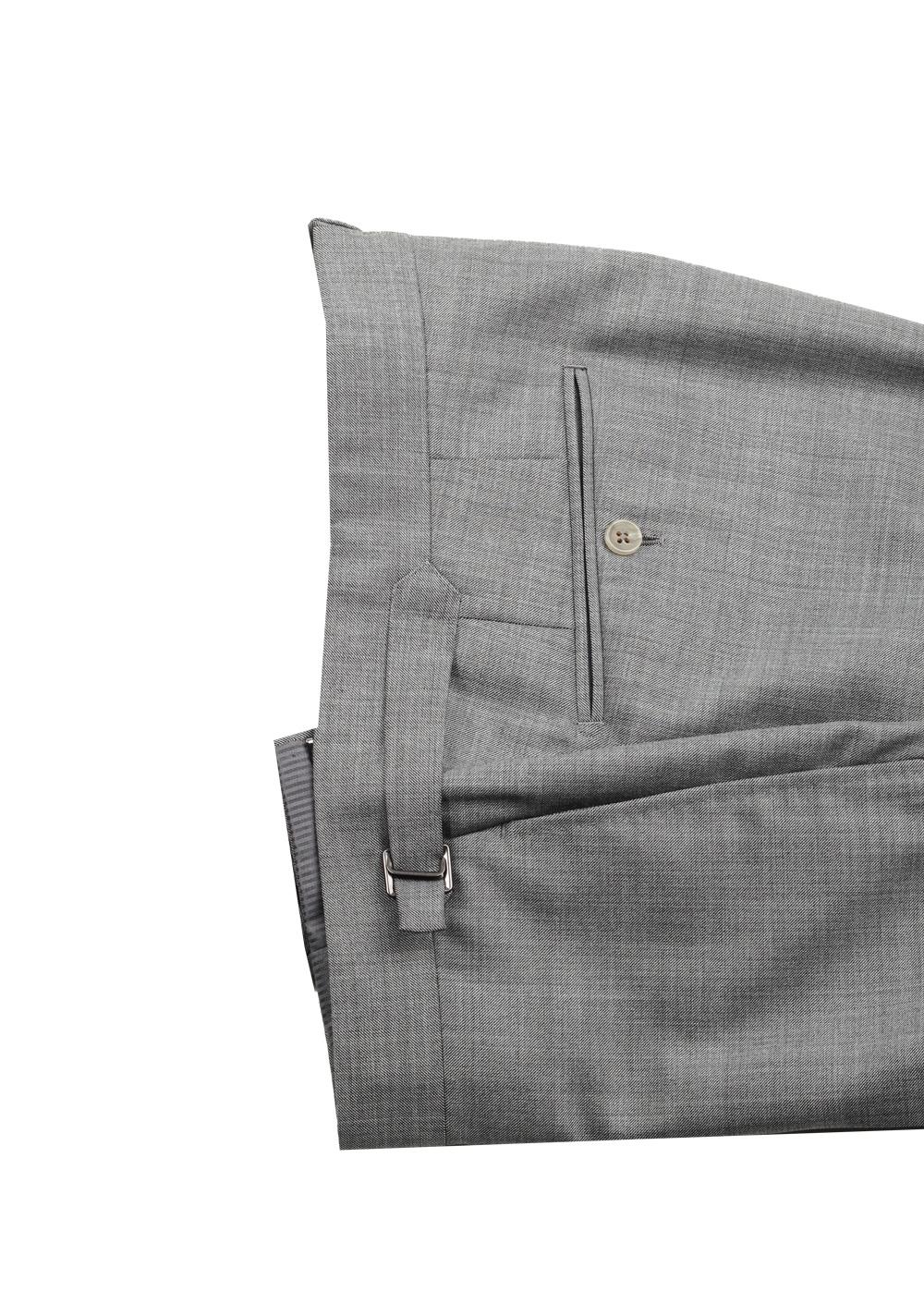 TOM FORD Shelton Solid Gray Suit   Costume Limité
