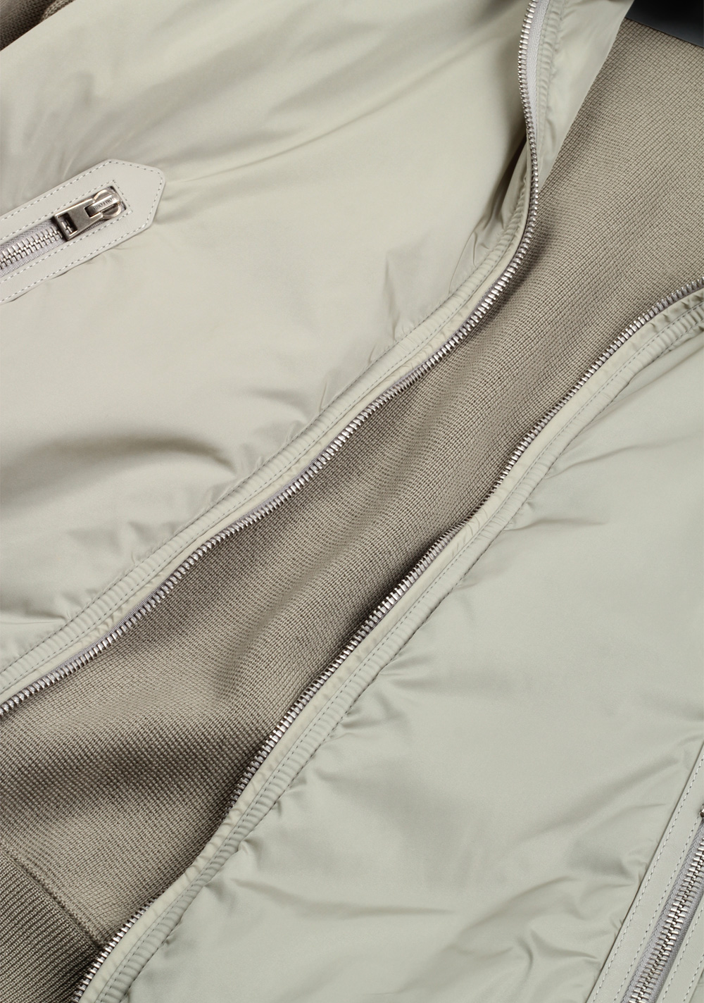 TOM FORD Beige 2020 James Bond Spectre Bomber Jacket | Costume Limité