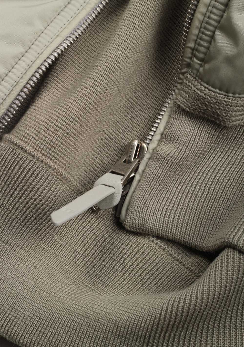 TOM FORD Beige 2020 James Bond Spectre Bomber Jacket   Costume Limité