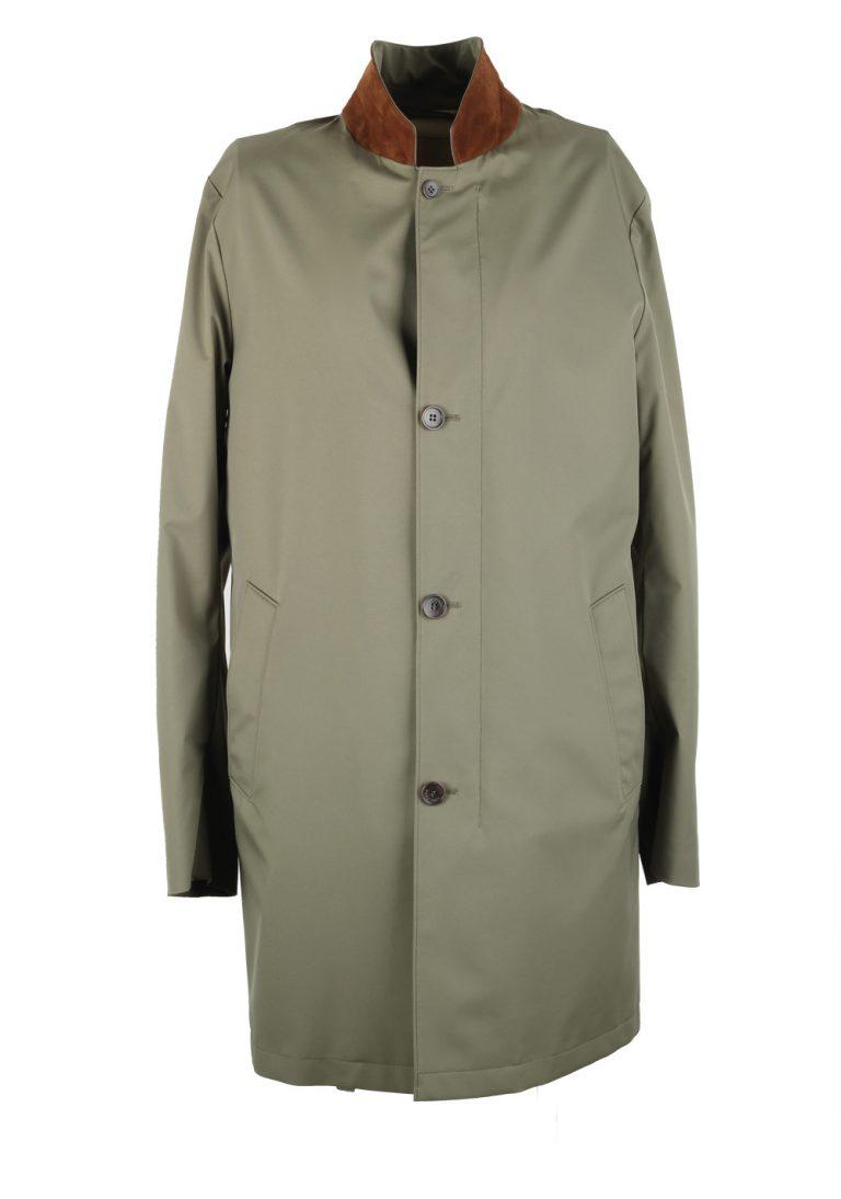 Loro Piana Green Storm System Sebring Coat Size XXXL / 48. U.S.  Outerwear - thumbnail | Costume Limité