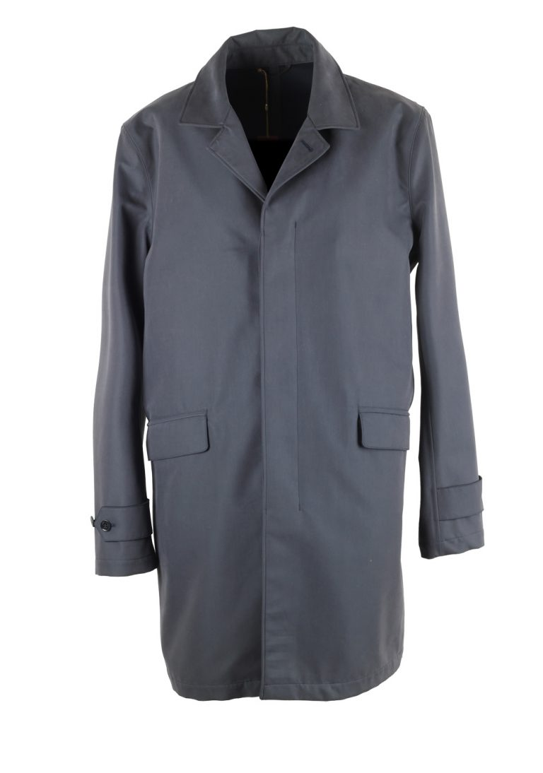 Loro Piana Blue Storm System City Trench Coat - thumbnail | Costume Limité