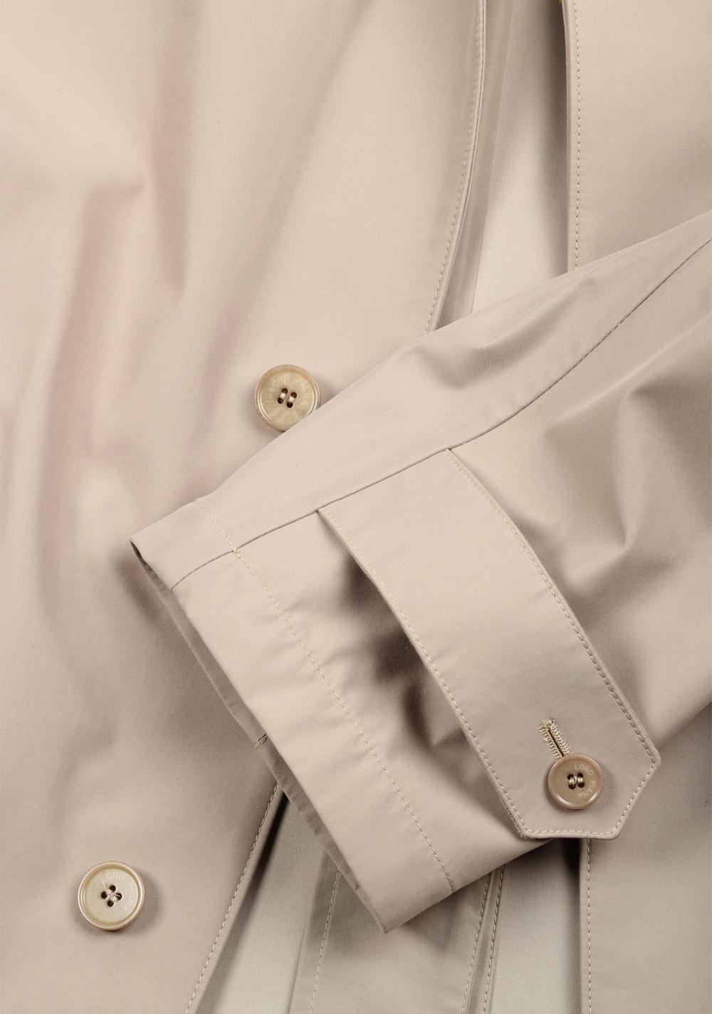 Loro Piana Blue Storm System City Trench Coat Size XXL / 46 U.S. Outerwear | Costume Limité