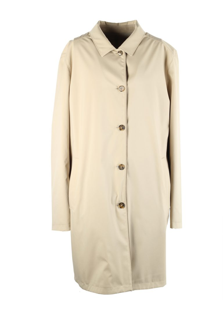 Loro Piana Beige Reversible City Waterfall Green System Rain Coat - thumbnail | Costume Limité