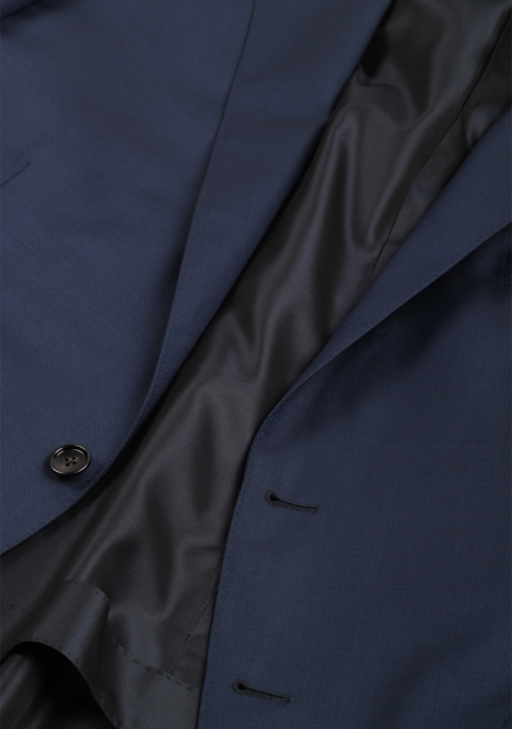 TOM FORD O'Connor Blue Suit Size 56 / 46R U.S. Wool Fit Y | Costume Limité
