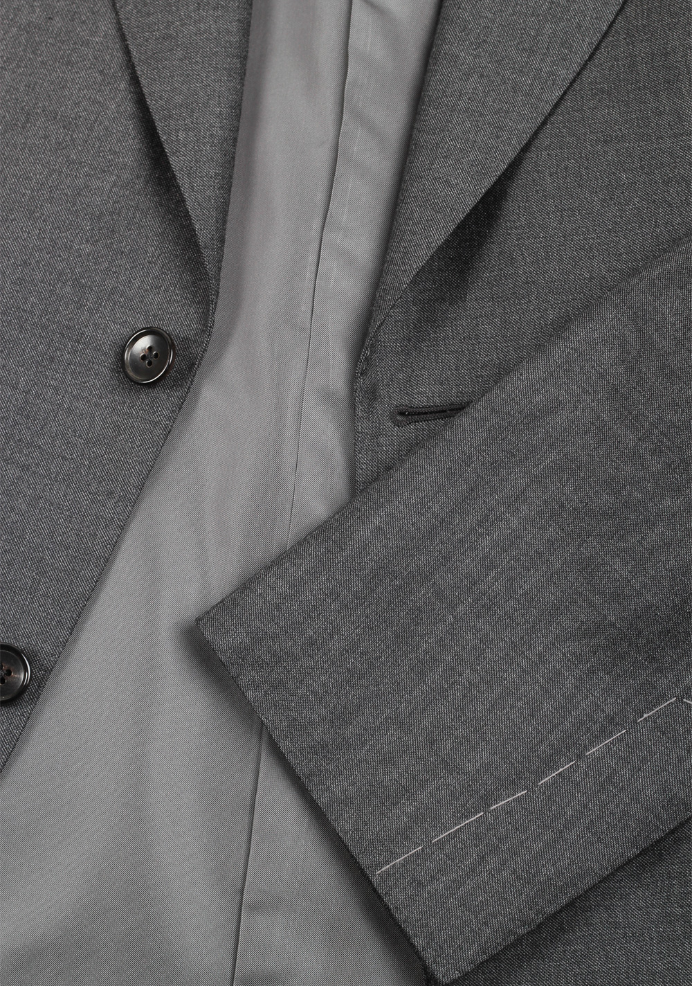 TOM FORD Windsor  Gray Sport Coat Size 48L / 38L In Wool | Costume Limité