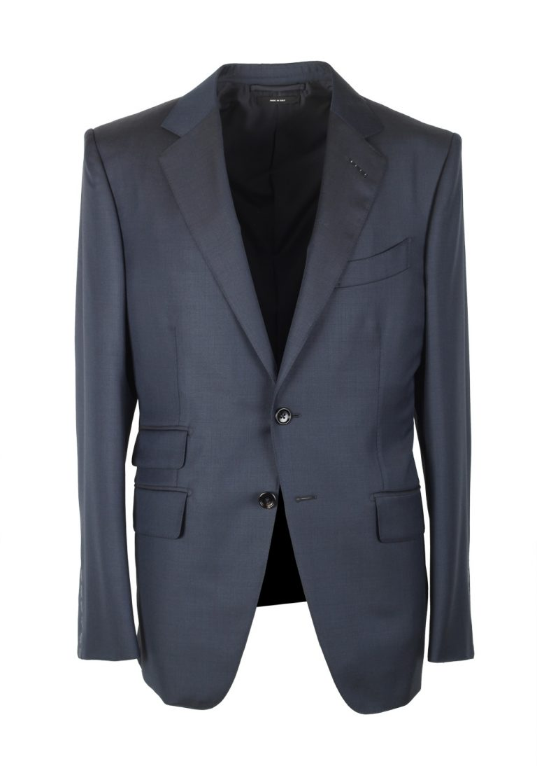 TOM FORD O'Connor Blue Suit Size 48C / 38S U.S. Fit Y - thumbnail | Costume Limité