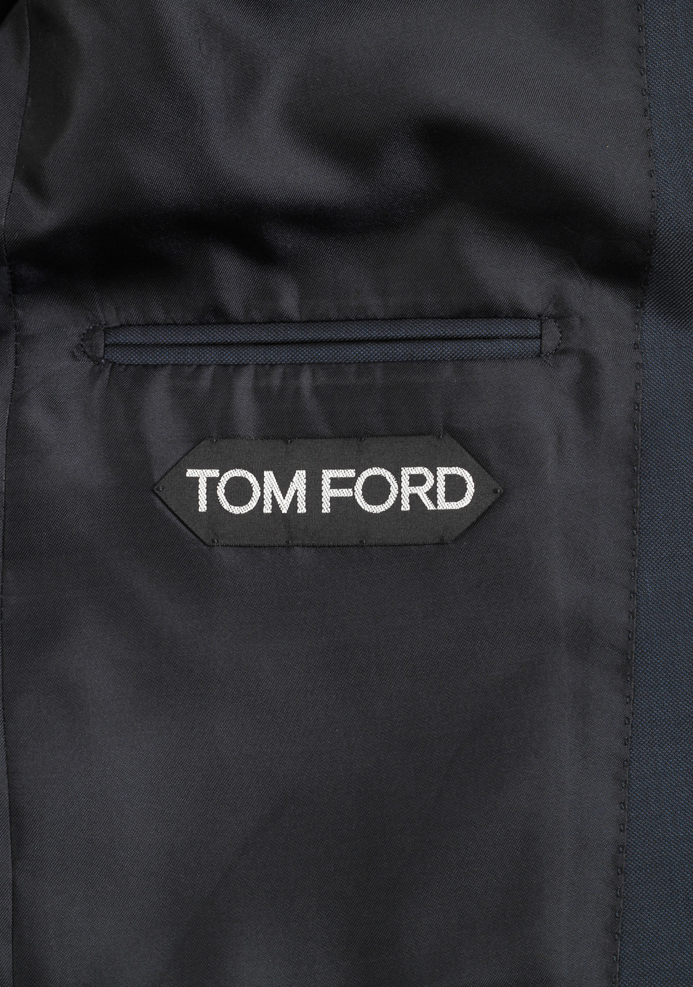TOM FORD O'Connor Blue Suit Size 48C / 38S U.S. Fit Y | Costume Limité