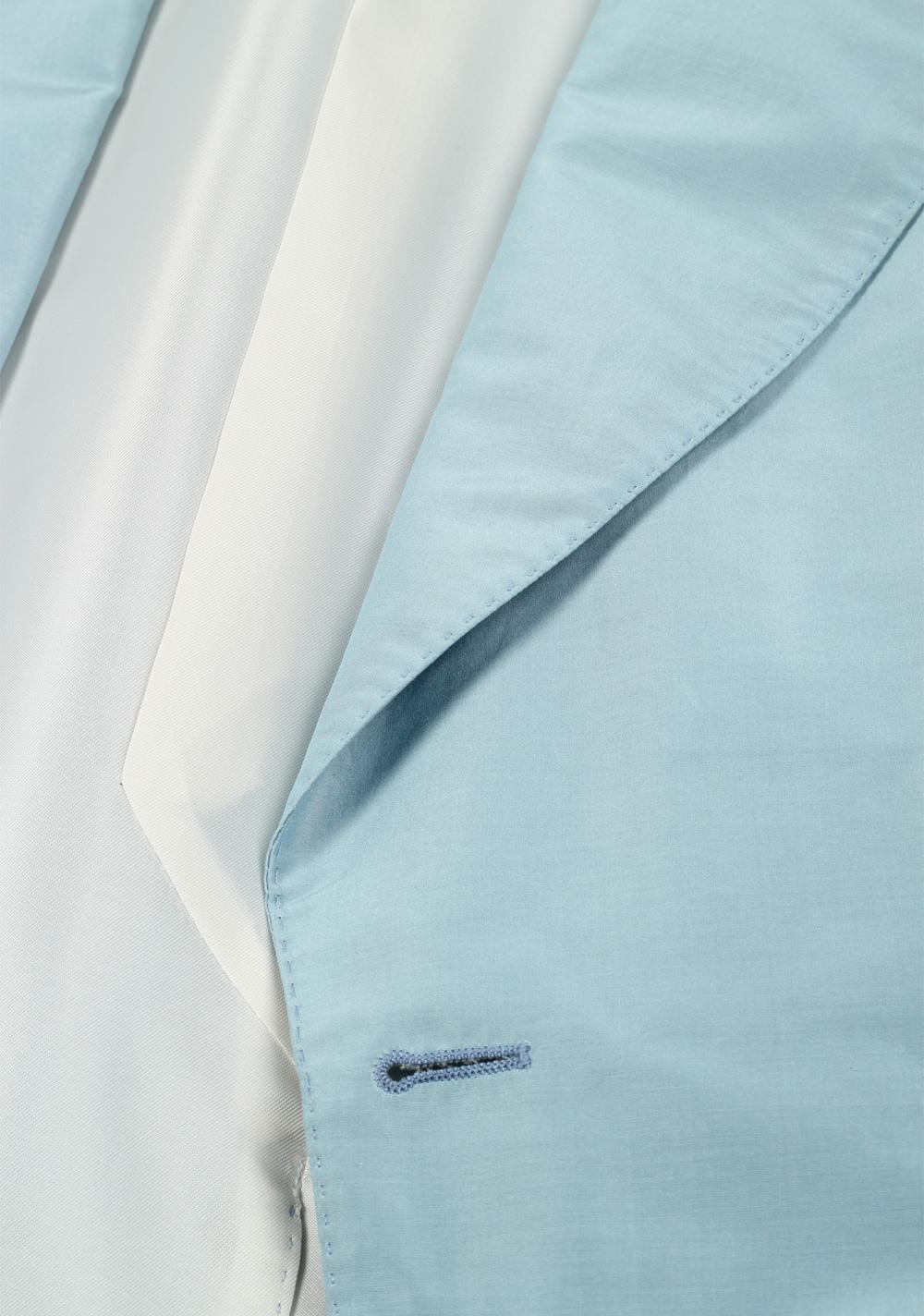 TOM FORD Buckley Blue Suit Size 46 / 36R U.S. Base V | Costume Limité