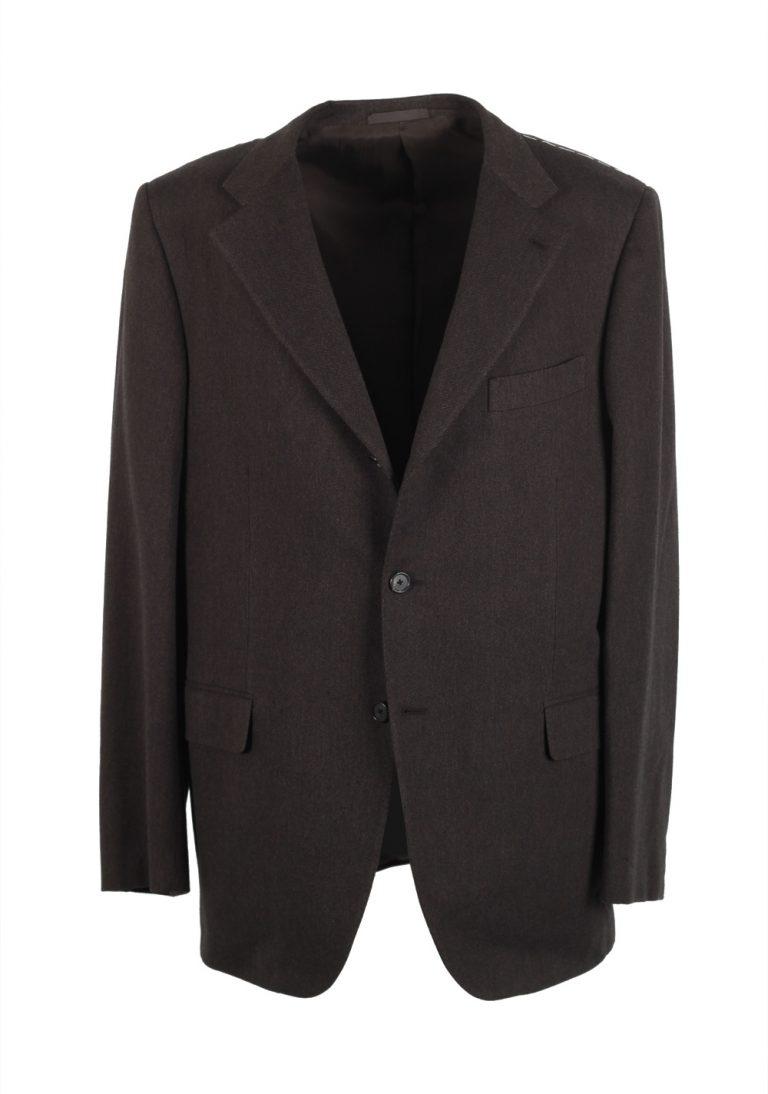 Caruso Sport Coat Size 54 / 44R U.S. Cotton - thumbnail | Costume Limité