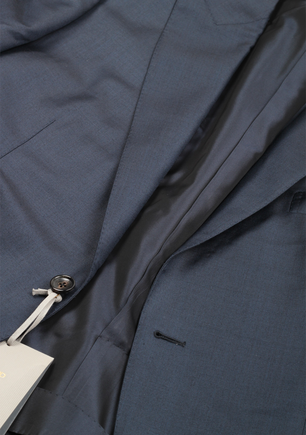 TOM FORD O'Connor Blue Suit Size 44 / 34R U.S. In Wool | Costume Limité
