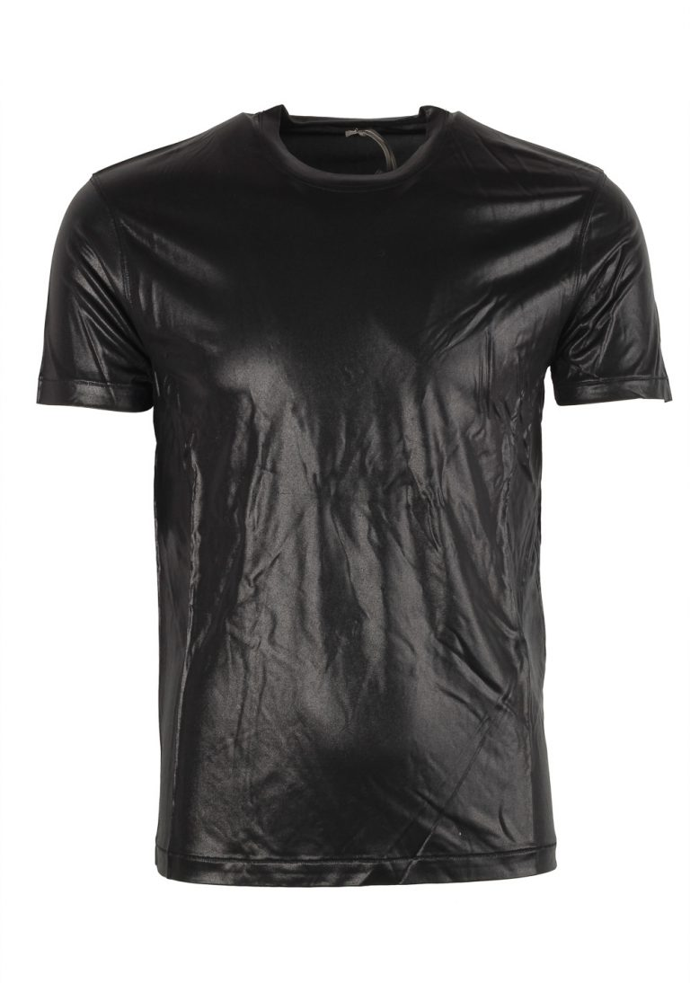 TOM FORD Black Tee Shirt Size 48 / 38R U.S. - thumbnail | Costume Limité