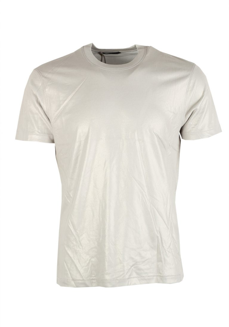 TOM FORD Gray Tee Shirt Size 48 / 38R U.S. - thumbnail | Costume Limité