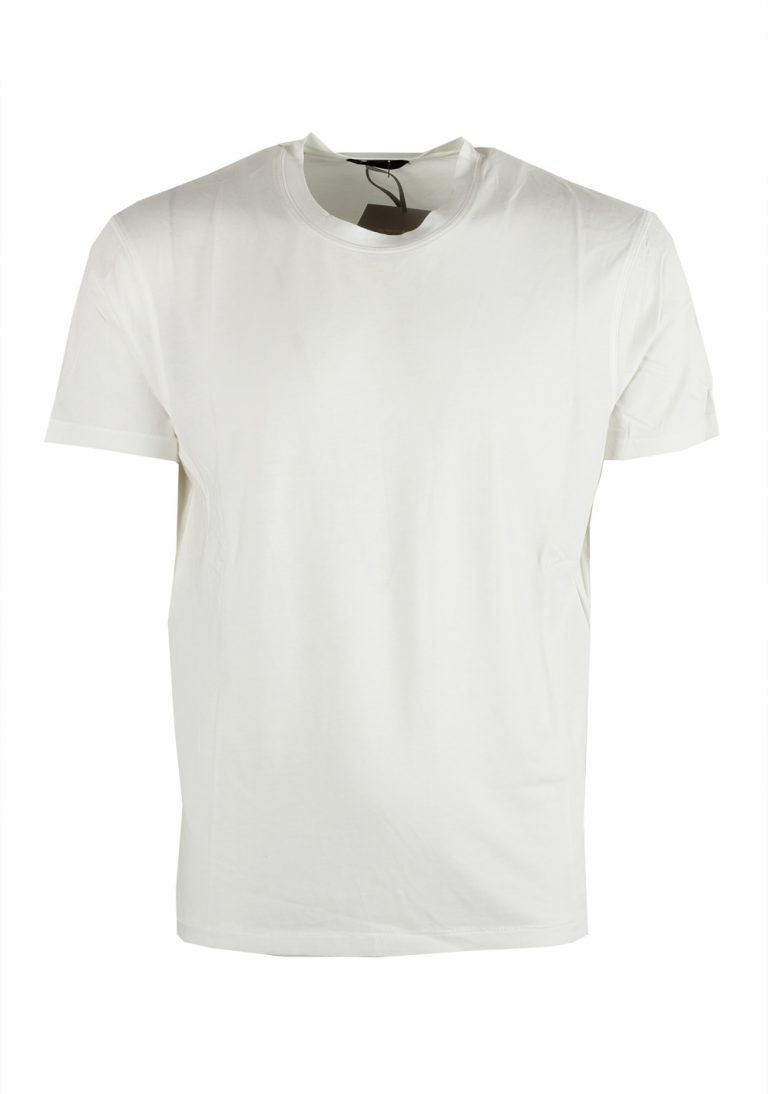 TOM FORD White Tee Shirt Size 48 / 38R U.S. - thumbnail | Costume Limité