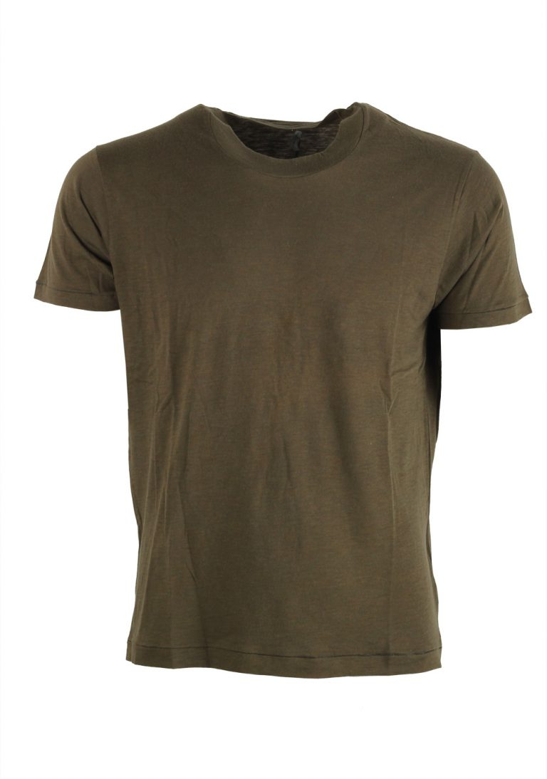 TOM FORD Green Tee Shirt Size 48 / 38R U.S. - thumbnail | Costume Limité