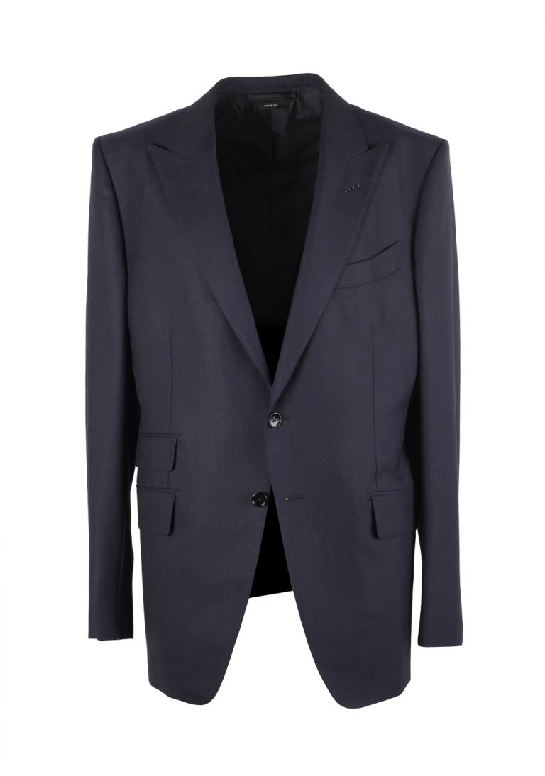 TOM FORD O'Connor Blue Wool Suit - thumbnail | Costume Limité