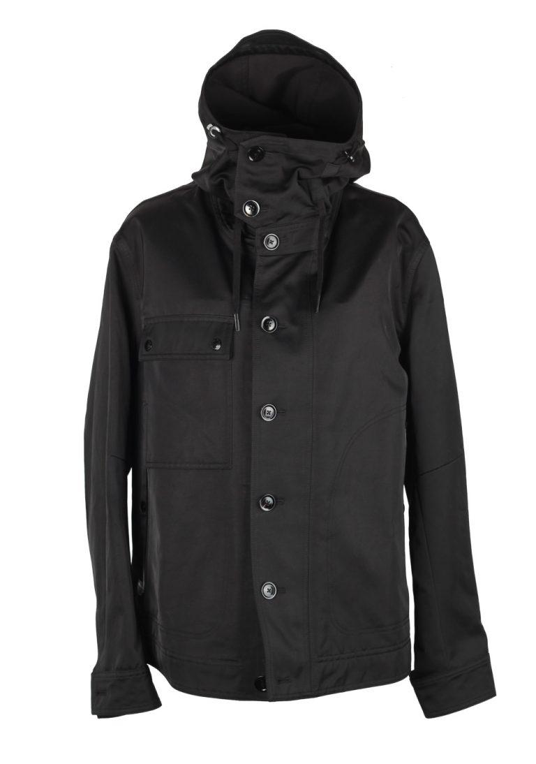TOM FORD Black Field Funnel Jacket Coat Size 48 / 38R U.S. Outerwear - thumbnail | Costume Limité