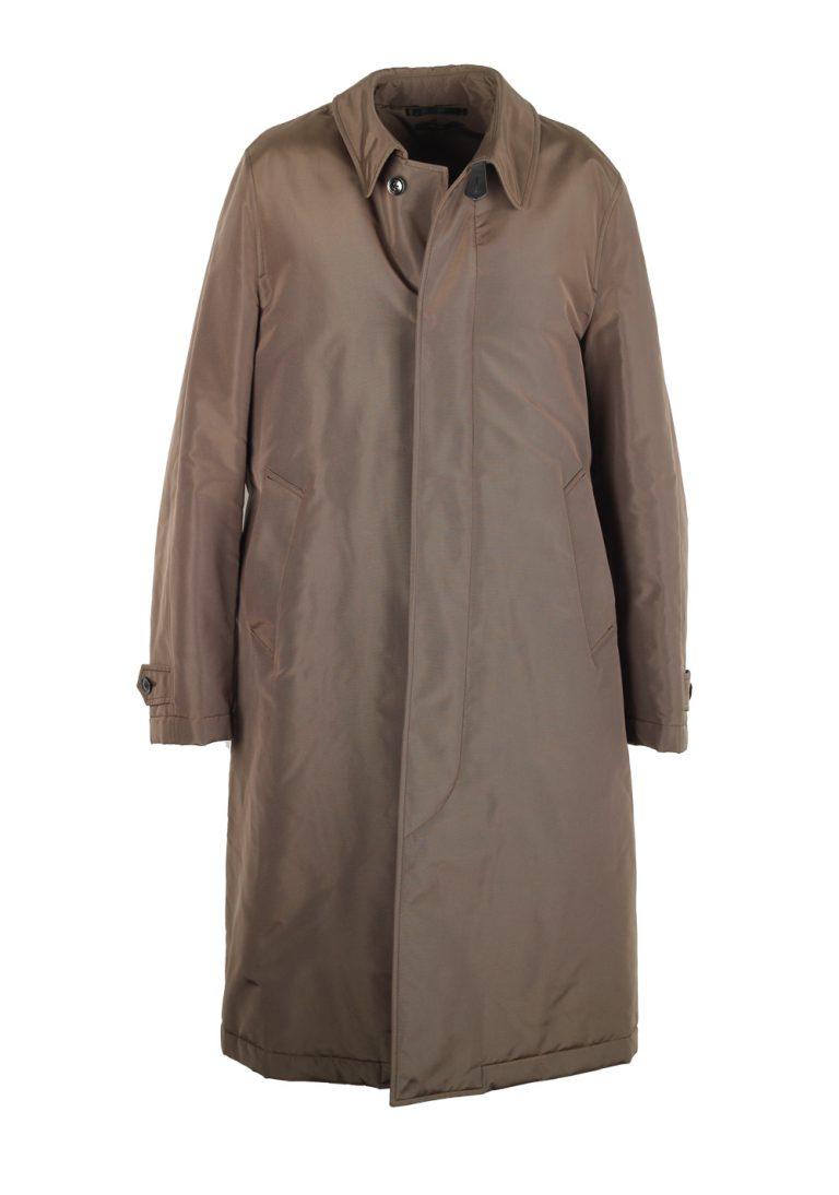 TOM FORD Taupe Rain Coat Size 48 / 38R U.S. Outerwear - thumbnail | Costume Limité