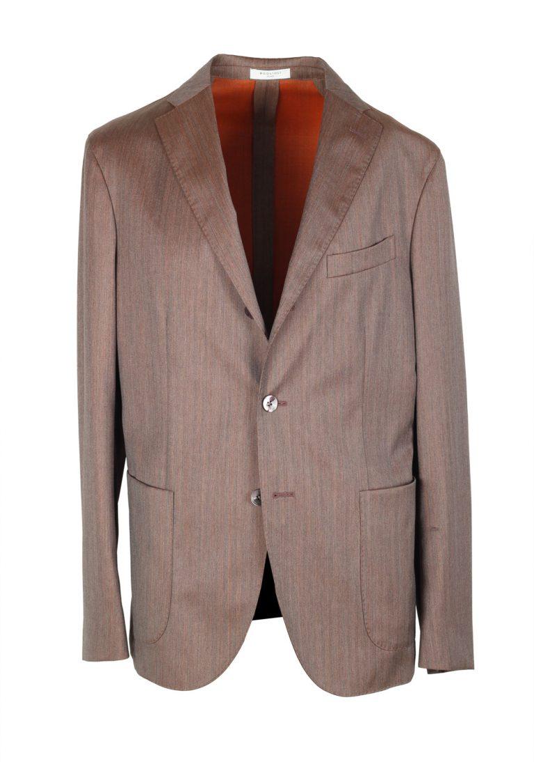 Boglioli K Jacket Brown Suit Size 50 / 40R U.S. - thumbnail | Costume Limité