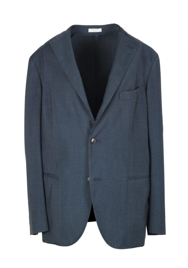 Boglioli K Jacket Blue Suit Size 54 / 44R U.S. - thumbnail | Costume Limité