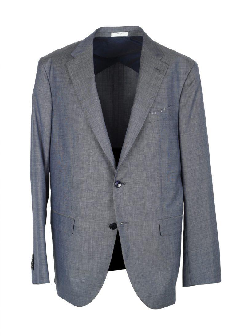 Boglioli 69 Blue Suit Size 54 / 44R U.S. - thumbnail | Costume Limité