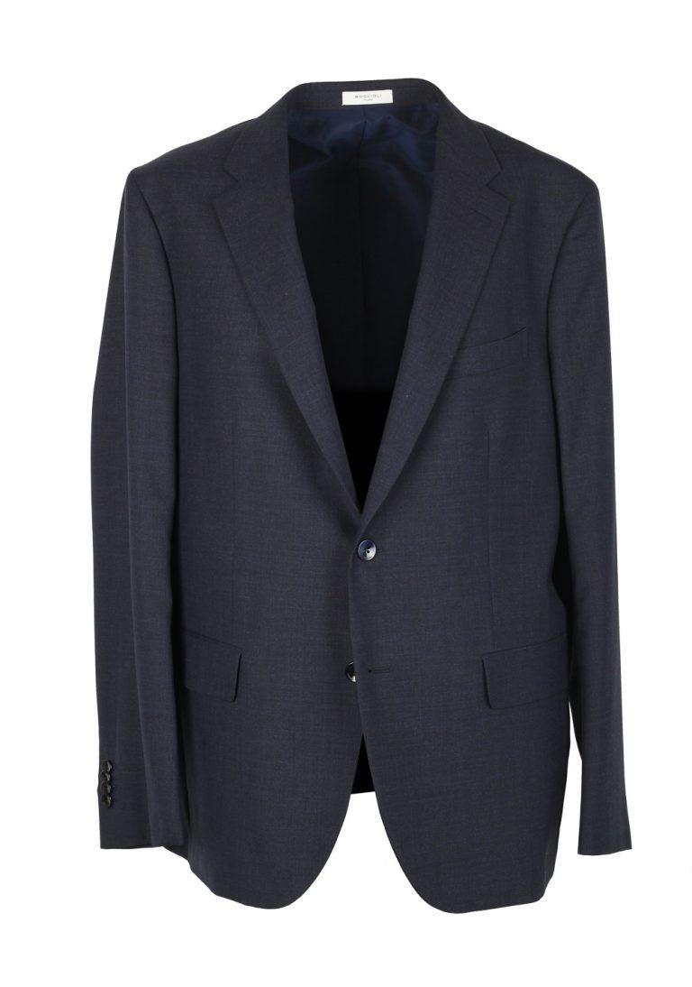 Boglioli Forza 52 Blue Suit Size 56 / 46R U.S. - thumbnail | Costume Limité