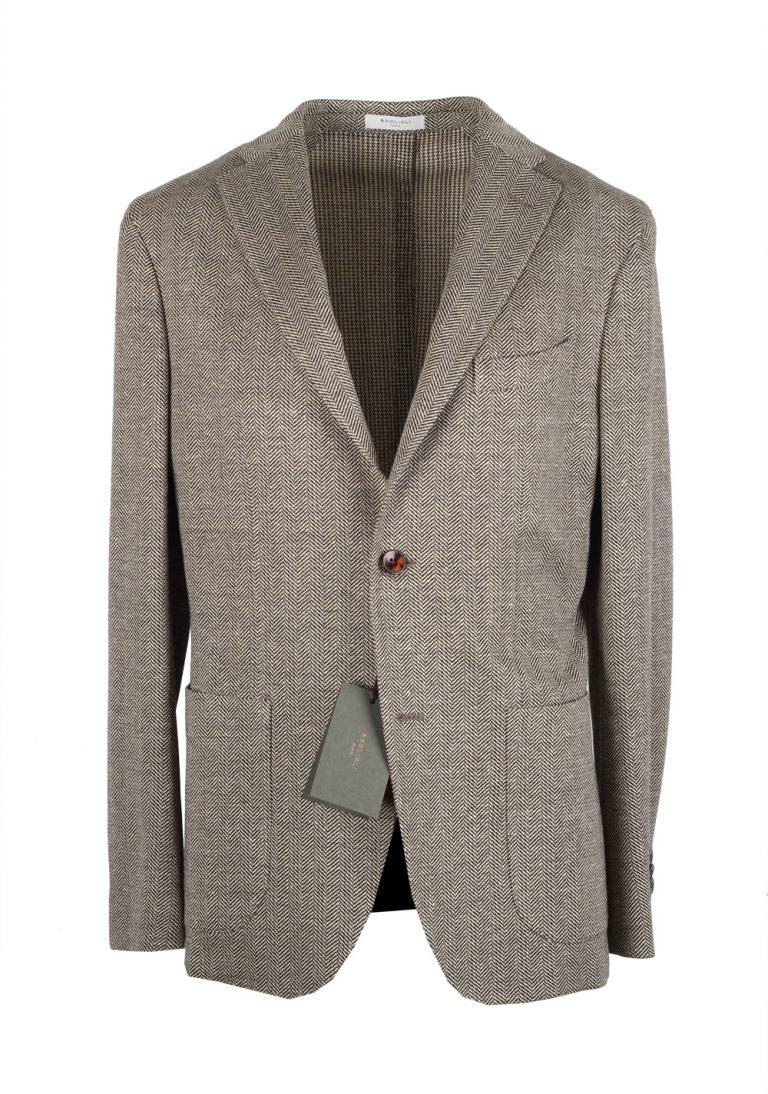 Boglioli K Jacket Black White Sport Coat - thumbnail | Costume Limité