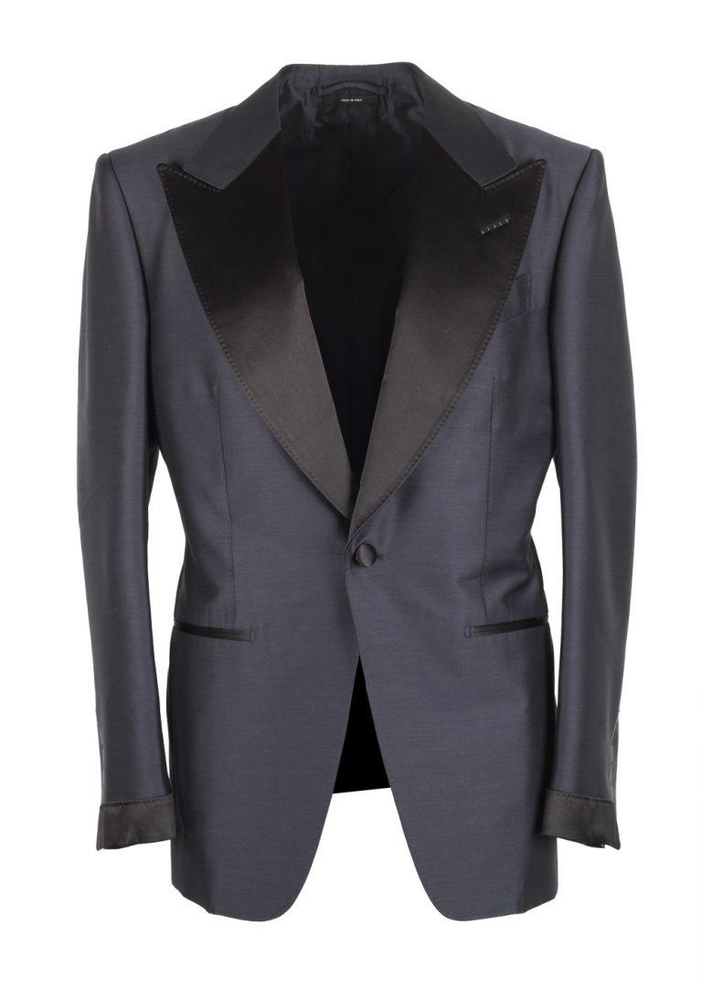 TOM FORD Atticus Midnight Blue Tuxedo Smoking Suit - thumbnail | Costume Limité