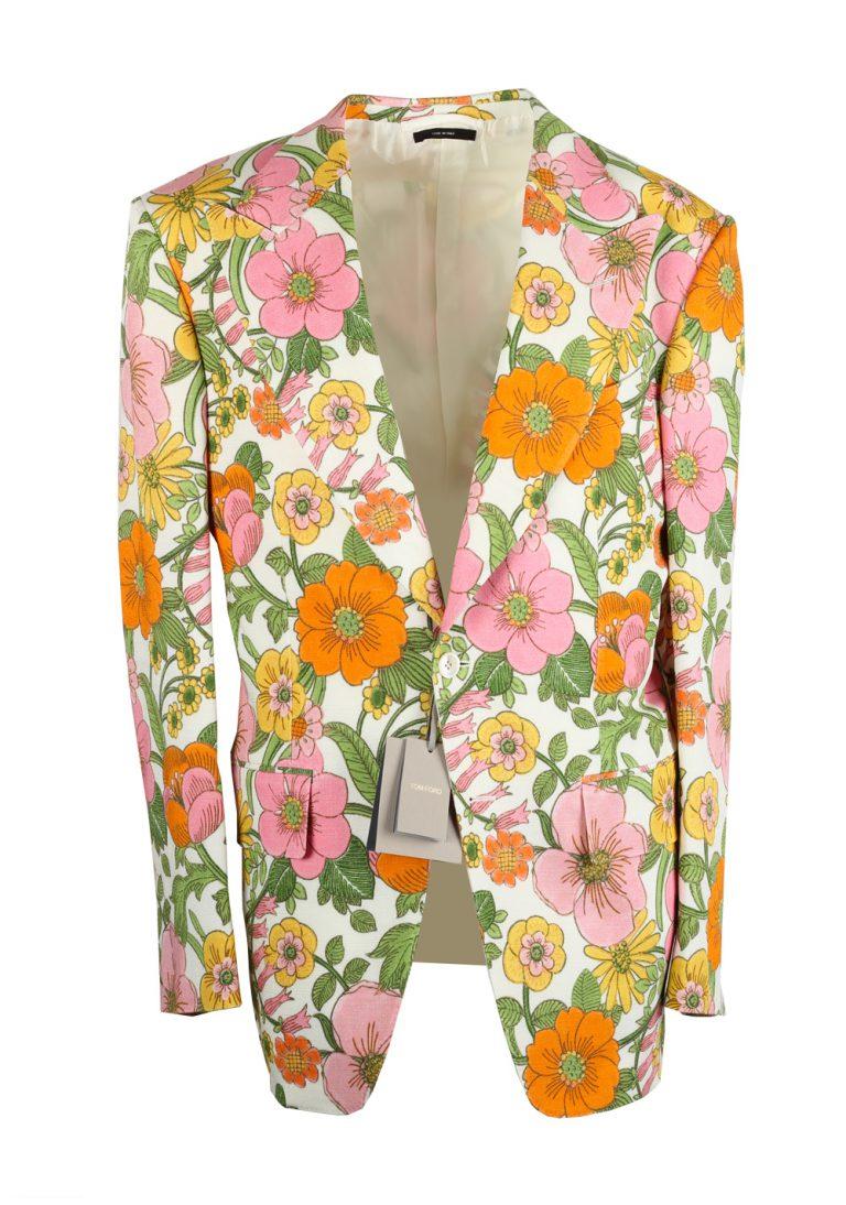 TOM FORD Atticus Floral 60s Sport Coat - thumbnail | Costume Limité