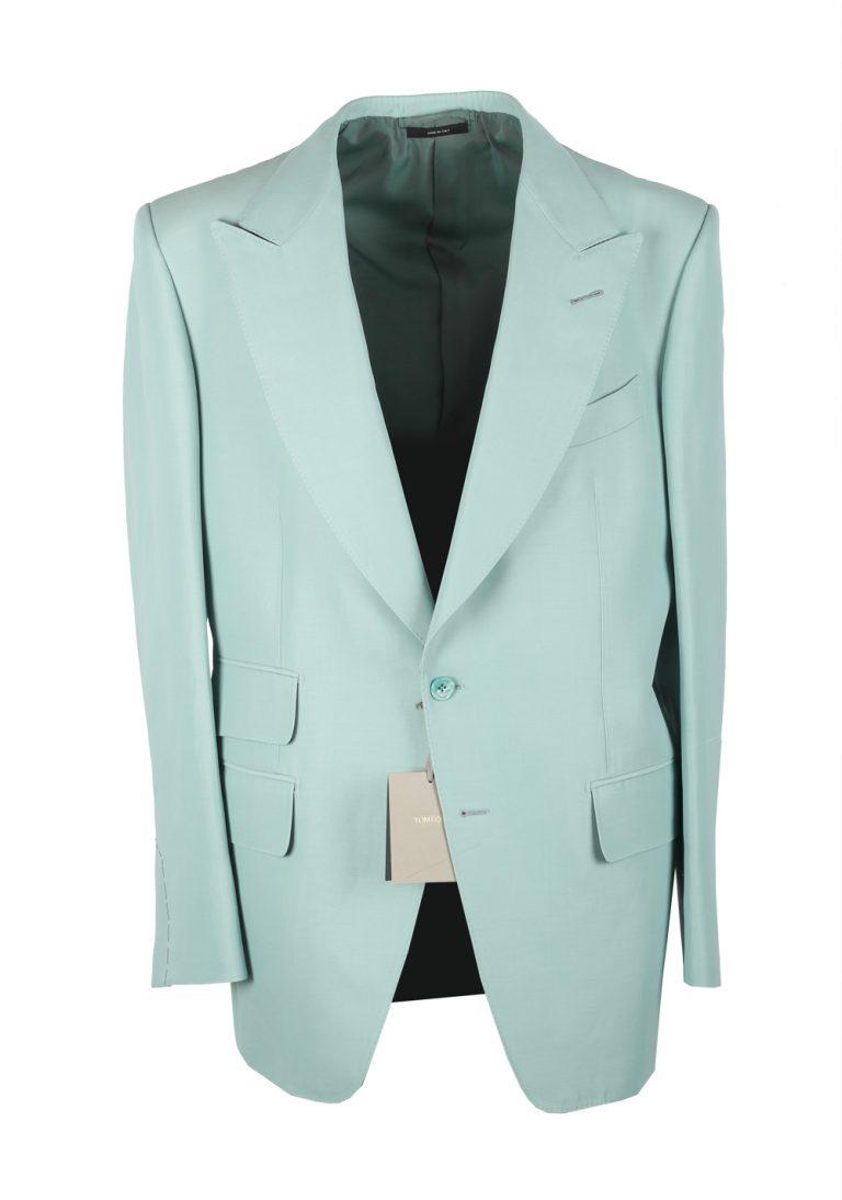 TOM FORD Atticus Mint Green Sport Coat - thumbnail | Costume Limité