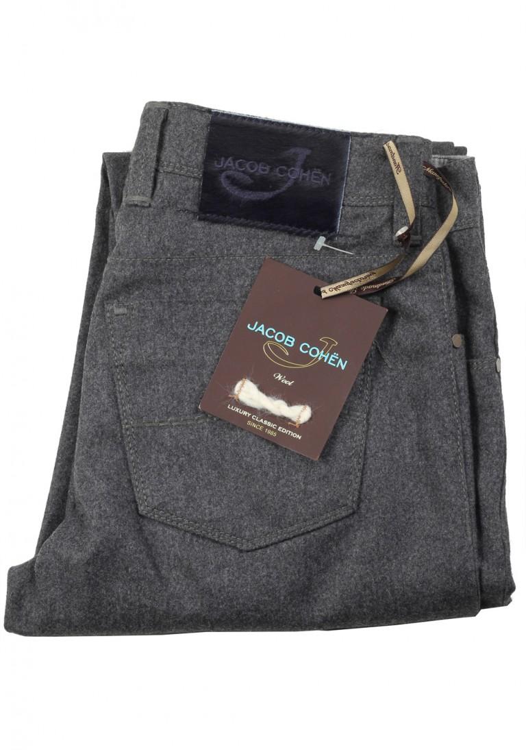 Jacob Cohen Trousers J620 Size 47 / 31 U.S. Wool - thumbnail | Costume Limité