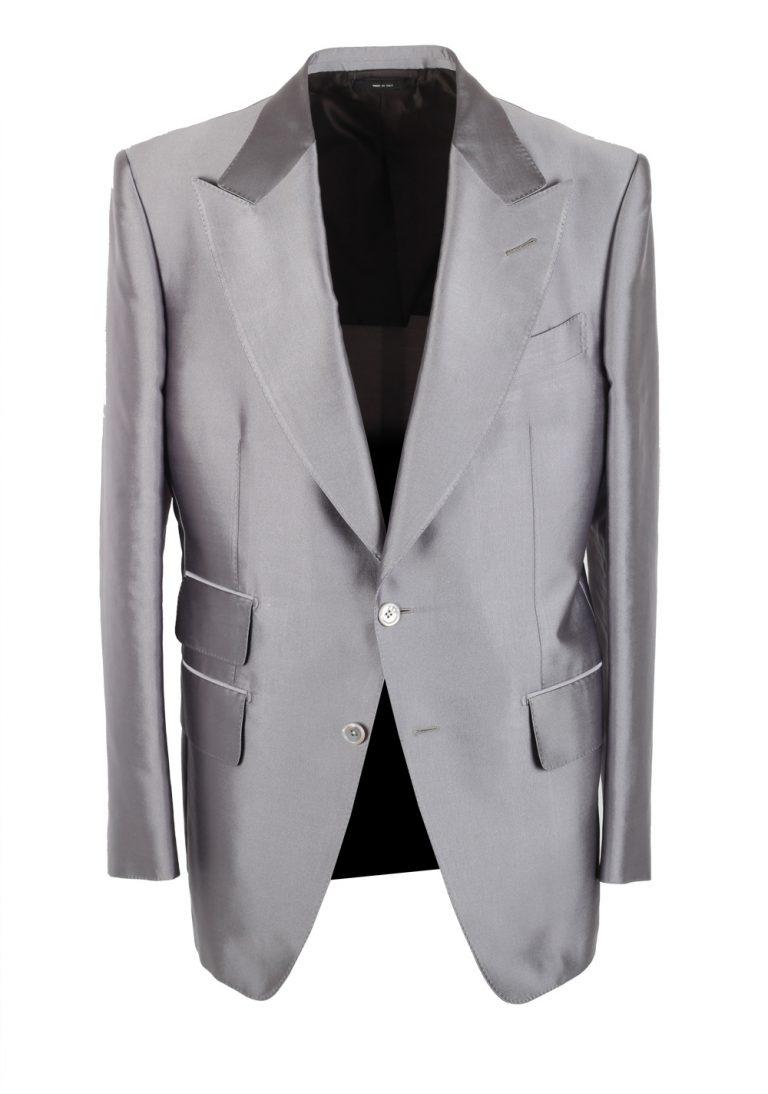 TOM FORD Atticus Silver Sport Coat Size 52 / 42R U.S. - thumbnail | Costume Limité