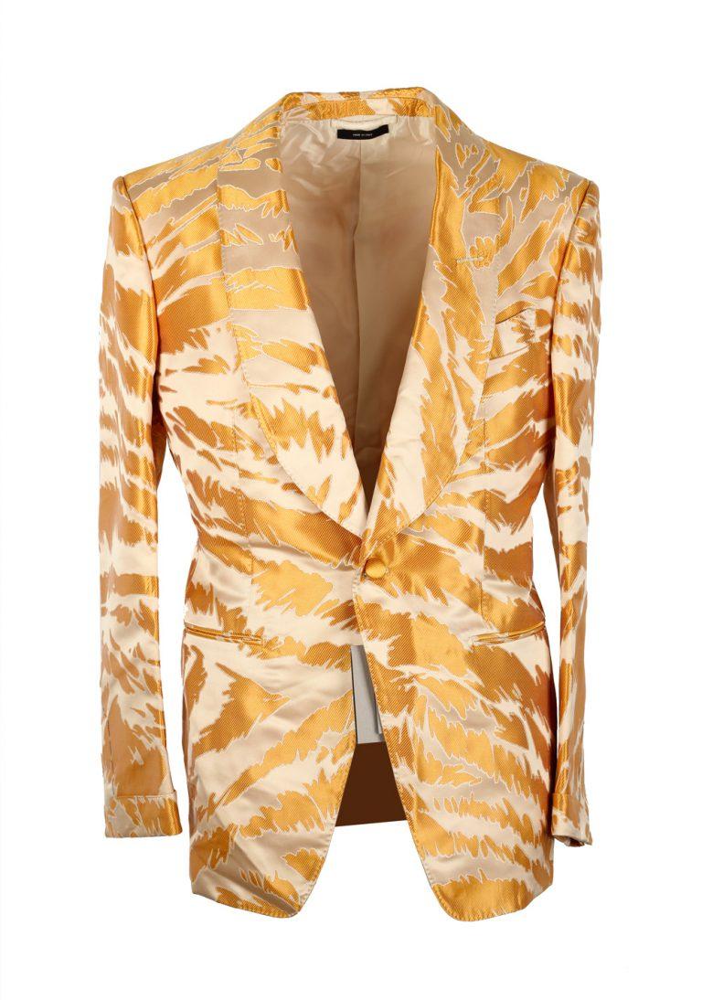 TOM FORD Atticus Gold Tuxedo Dinner Jacket - thumbnail | Costume Limité