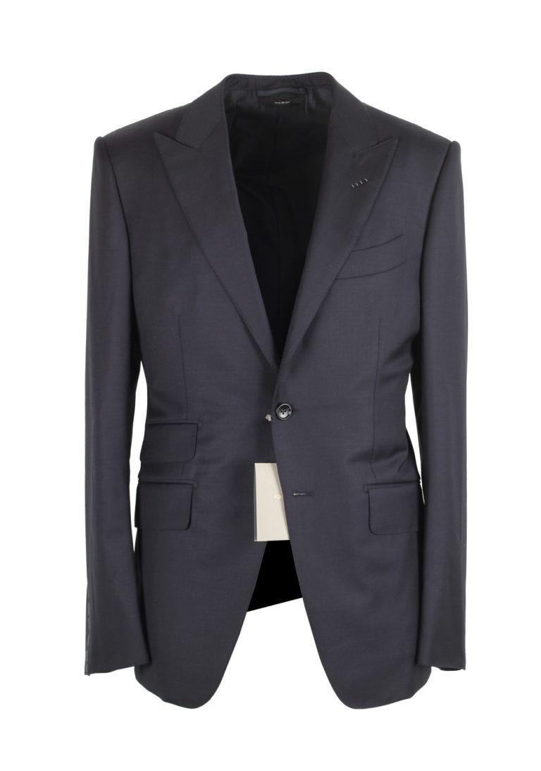 TOM FORD O'Connor Blue Sport Coat Size 46C / 36S U.S. - thumbnail | Costume Limité
