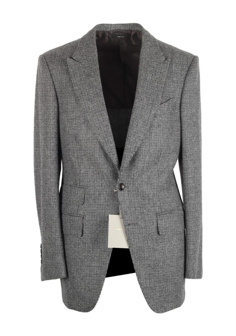 TOM FORD Atticus Gray Sport Coat Size 46 / 36R U.S. - thumbnail | Costume Limité