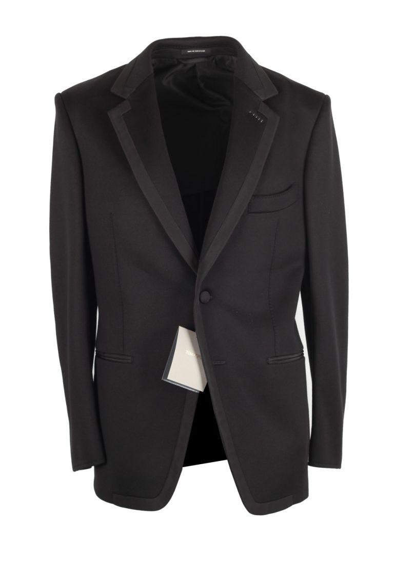 TOM FORD O'Connor Black Tuxedo Dinner Jacket - thumbnail   Costume Limité