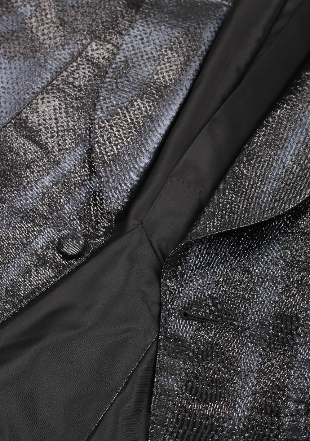 TOM FORD Atticus Black Tuxedo Dinner Jacket Size 46 / 36R U.S.   Costume Limité