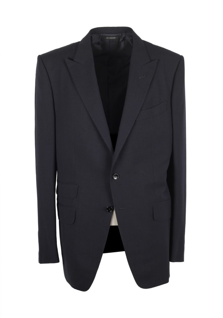 TOM FORD O'Connor Solid Blue Suit Fit Y - thumbnail | Costume Limité